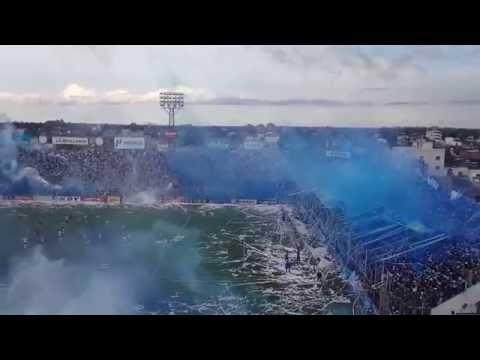 Atlético Tucumán - Recibimiento vs Santamarina - La Inimitable - Atlético Tucumán