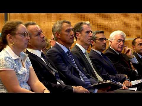 Réunion sur les cyber-risques et les mesures législatives prévues