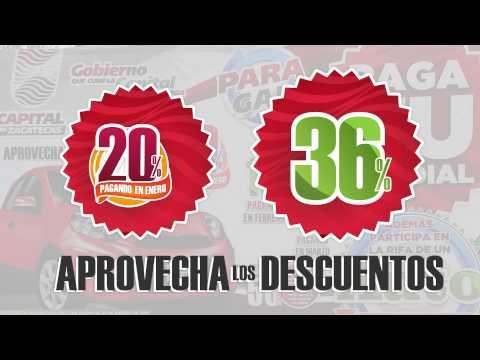 Paga Tu Predial También el la Jefatura de Policía de Zacatecas.