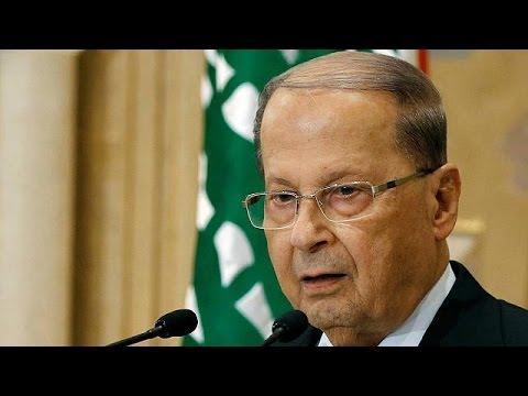 Ξέφρενοι πανηγυρισμοί στoν Λίβανο για την εκλογή προέδρου – world