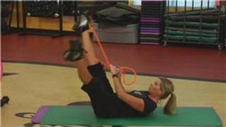 Fitness&Exercise Tips : How to Get Abs With Resistance Bands