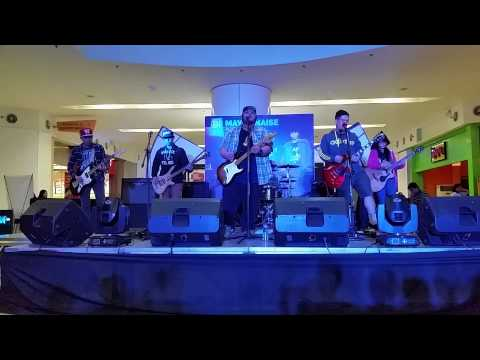 Mayonnaise - Synesthesia (Live at SM Rosales)
