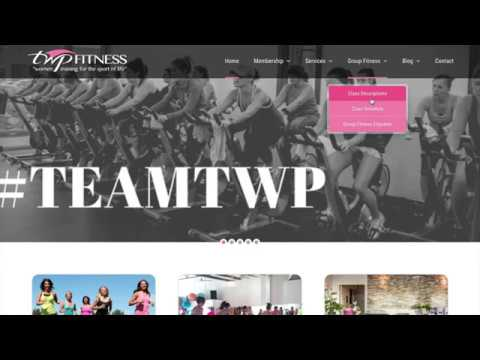 TWP Fitness YouTube Video