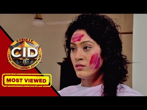 Best Of CID - Abhijeet In Danger