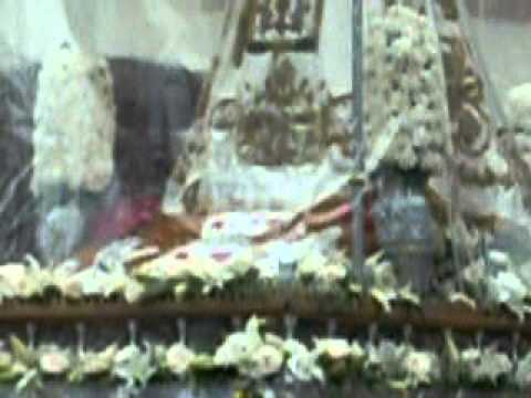 Virgen de Mercedes Saludo de la Alcaldìa.MOV