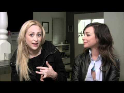 Jennifer Blanc & Danielle Harris - Hardest Part of Filming THE VICTIM
