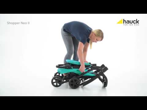 hauck Shopper Neo ii Stroller Pushchair