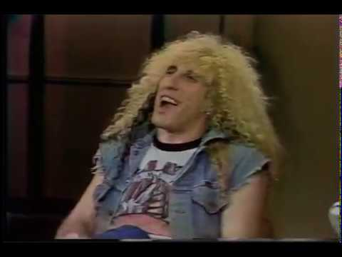 David Letterman in 1985