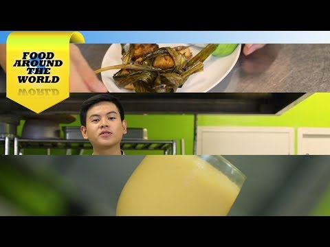 FOOD AROUND THE WORLD – Thailand (with Kevin Lee)