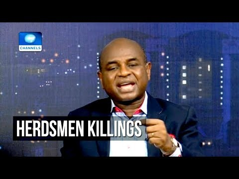 The Responses To Security Challenges Are So Weak – Moghalu