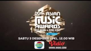 Mnet Asian Music Awards 2016 - 3 Desember 2016 Video