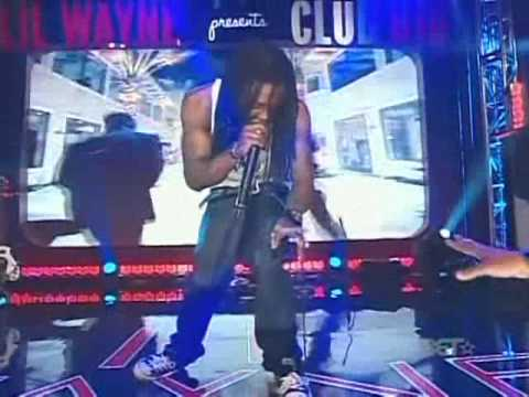 Lil Wayne   Lollipop Live BET TVRip
