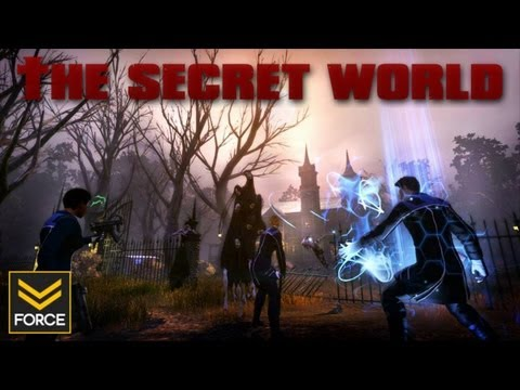 The Secret World Beta – Illuminati Starting Zone (Gameplay)