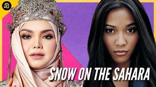 Snow On The Sahara - Dato Siti Nurhaliza & Anggun