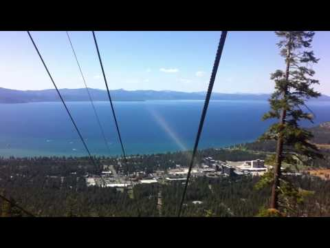 Heavenly Mountain Scenic Gondola (видео)