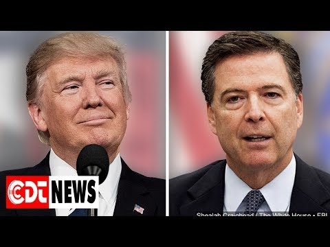 James Comey says Donald Trump is 'morally unfit' to be president in primetime interview | CDT NEWS