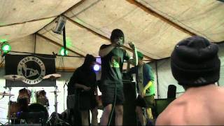 Video KŘIKZTICHA - Krvavá Mantra - Protestfest 2011