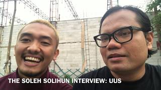 Video THE SOLEH SOLIHUN INTERVIEW: UUS MP3, 3GP, MP4, WEBM, AVI, FLV November 2018