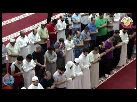 صلاة القيام بجامع الإمام محمد بن عبد الوهاب - الثلاثاء 23 رمضان 1437 هـ