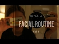 MY NIGHTLY FACIAL ROUTINE (ft MY SKIN ORIGINS, PONDS, QUICKFX) | MRS A