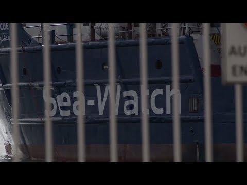 """SEAWATCH 3"": Erneut blockiert Malta ein Flüchtlings- ..."