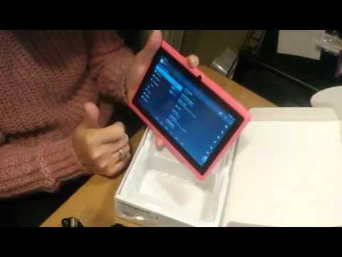 BTC Flame® Quad Core, 8GB UK 7' Tablet Review