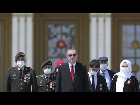 Τουρκία: Συμβούλιο Ασφαλείας υπό τον Ερντογάν