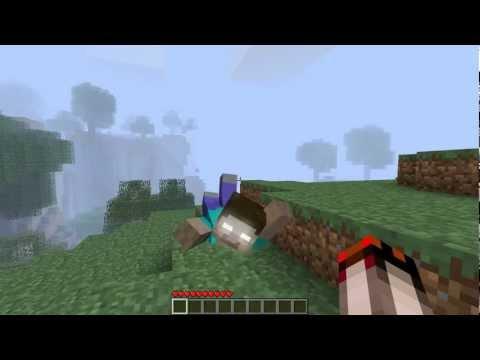 Minecraft: Herobrine: How I Made HIM Cry.