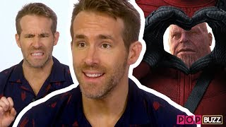 Video Ryan Reynolds Reveals What Deadpool Would Have Done In 'Avengers: Infinity War' MP3, 3GP, MP4, WEBM, AVI, FLV Mei 2018
