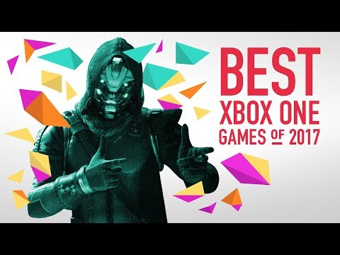 The Best Xbox One Games of 2017 - Nominees