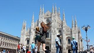 MILANO - Le attrazioni turistiche del centro storico