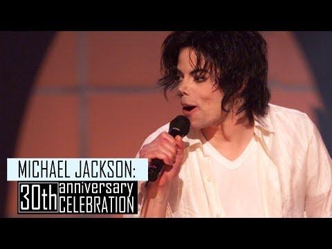 Michael Jackson - 30th Anniversary Celebration Concert - GMJHD (видео)
