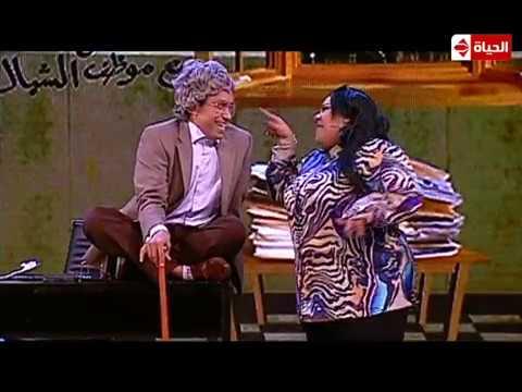 """شيماء سيف ترقص على أغنية """"مهرجانات"""" في """"ثلاثي ضوضاء الحياة"""""""