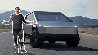 Here's What I Think of the Tesla Cybertruck