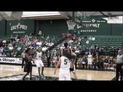 Cal Poly Women's Basketball vs. San Diego State
