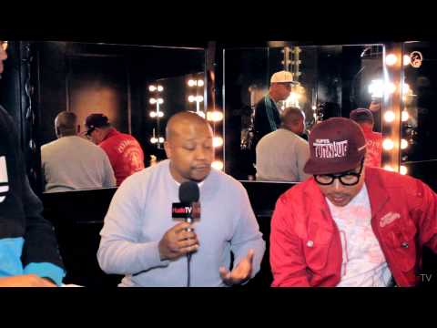 HustleTV Presents: Red Grant & Big Percy at the Comedy Store