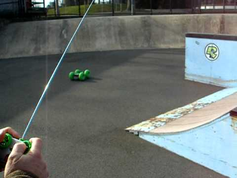 JLX OverDrive SKATE PARK BASHING a 3D TRUCK at a Toys R Us