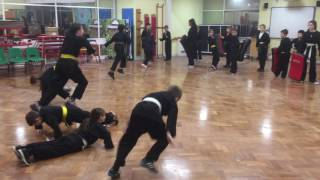 Junior Kickboxing classes