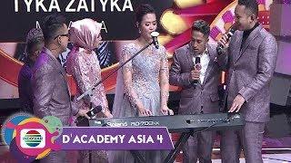Video TAK DISANGKA! Tyka Zatika Mahir Bermain Keyboard dan Semua Bernyanyi Bersama! - Da Asia 4 MP3, 3GP, MP4, WEBM, AVI, FLV April 2019