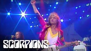 Scorpions - Rock You Like A Hurricane - Peters Popshow (30.11.1985)