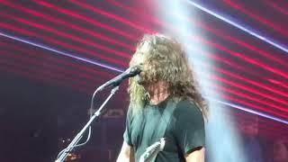 Foo Fighters - Monkey Wrench (Houston 04.19.18) HD