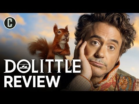 Dolittle Movie Review: Robert Downey Jr. Talks to Animals and Gives a Colonic