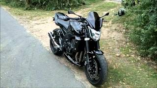 Download Video Yamaha FZ1-N Mods and sound track MP3 3GP MP4