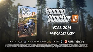 Видео Farming Simulator 15