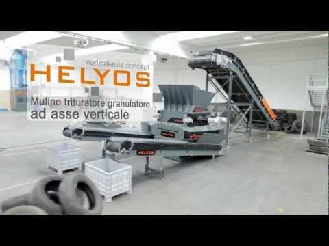 Produzione video tecnico - Molinari - Helyos