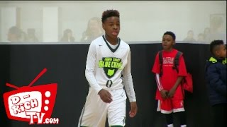LeBron James Jr. Shows Crazy VISION and HANDLES!   North Coast Blue Chips #NCBC full download video download mp3 download music download