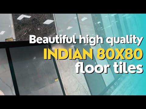 Gạch lát nền 80x80 cao cấp Ấn Độ|Gạch bóng kiếng 80x80 giá bao nhiêu?