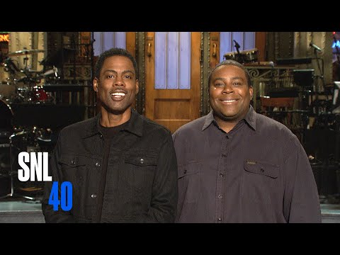 Saturday Night Live 40.05 (Promo 'Chris Rock with Kenan Thompson')