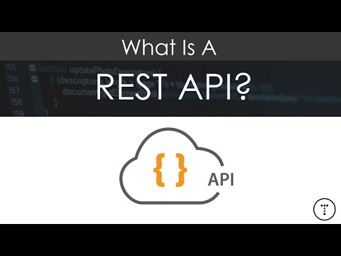 What Is A RESTful API? Explanation of REST & HTTP