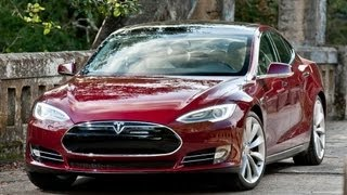2013 Tesla Model S 85Kwh Walkaround (Special Review)